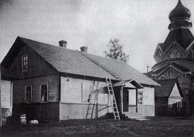 Райвола – дом поэтессы Эдит Сёдергран и православная церковь