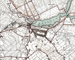 Райвола – финская карта 30-х годов